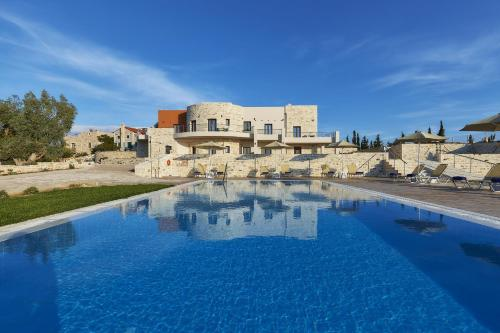 . Orelia Cretan Deluxe Apartments