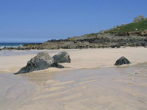The Beach Hut, St Ives, Cornwall