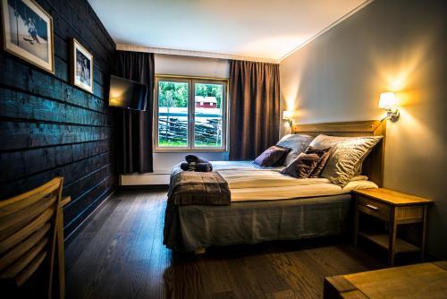 Eriksgårdens Fjällhotell - Hotel - Funäsdalen