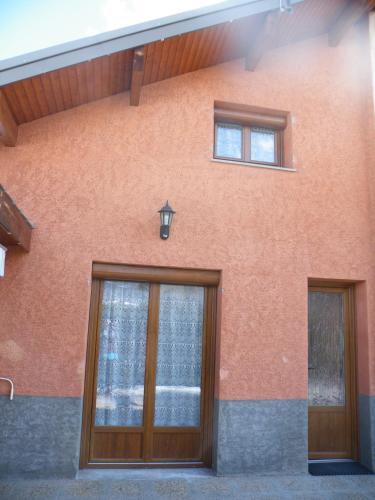 Maison mitoyenne avec terrasse - Apartment - Villar-Saint-Pancrace