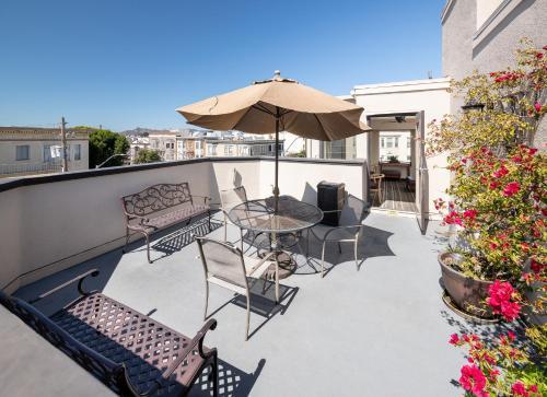 Buena Vista Motor Inn - San Francisco, CA CA 94123