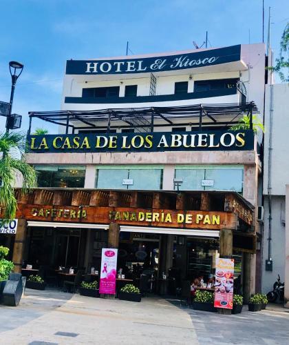 . Hotel El Kiosco