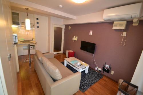 Sapporo Central Apartment S201