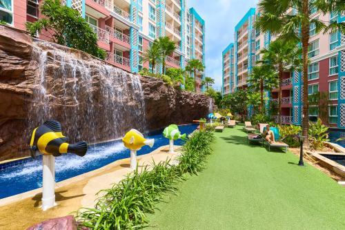 Grand Caribbean Resort Pattaya Grand Caribbean Resort Pattaya