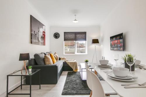 Inspira Modern Apartment - Central Birmingham