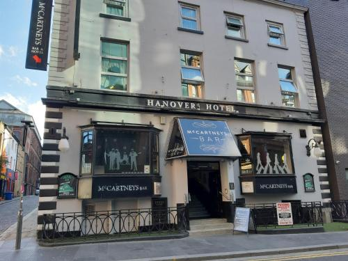 . Hanover Hotel & McCartney's Bar