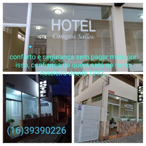 . Hotel Campos Salles