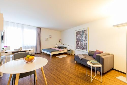 . Apartmenthaus zum Trillen Basel City Center