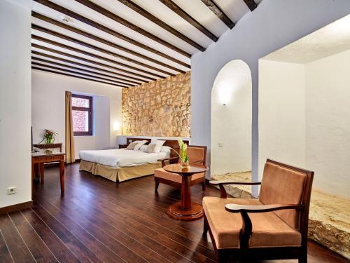 Junior Suite Palacio del Infante Don Juan Manuel Hotel Spa 10