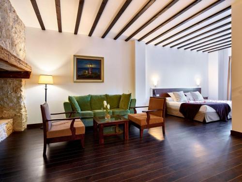 Suite Palacio del Infante Don Juan Manuel Hotel Spa 16