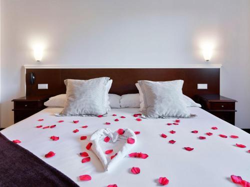 Habitación Doble - 1 o 2 camas Palacio del Infante Don Juan Manuel Hotel Spa 10