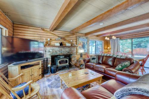 Lake Tahoe Cabin Perfection - Hotel - Tahoma