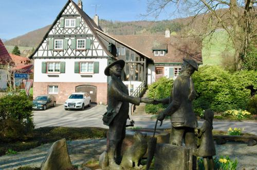 Ferienhaus Am Keschtebaum - Apartment - Sasbachwalden