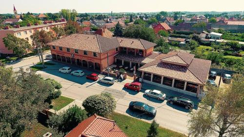 . Corvin Pension and Restaurant