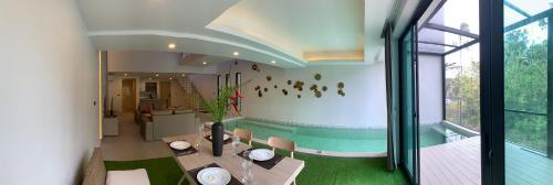 2 Bedrooms Pool Villa 395 by Replay 2 Bedrooms Pool Villa 395 by Replay