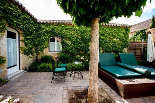 Villa de 1 dormitorio Hacienda Zorita Wine Hotel & Organic Farm 3