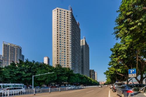 Фото отеля Yue Ke Apartment(Changbin Road )