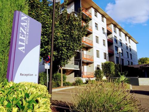 Alezan Hôtel & Résidence - Hôtel - Toulouse