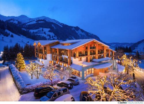 Hotel Alpina Rauris