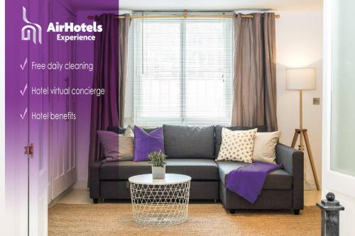 Picture of Airhotels Experience: Chelsea 1 Bed Flat