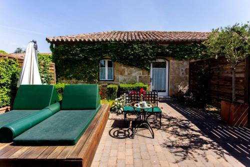 Villa Deluxe Hacienda Zorita Wine Hotel & Organic Farm 5