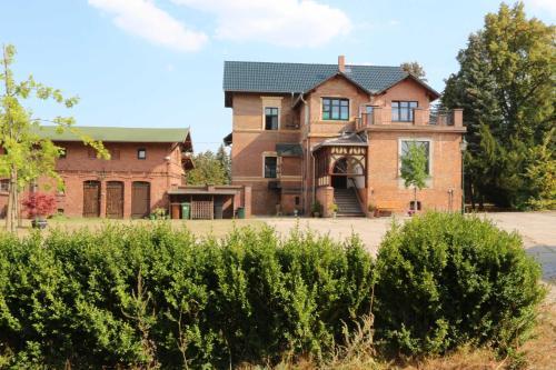 . Villa Landidyll beim Grimnitzsee_