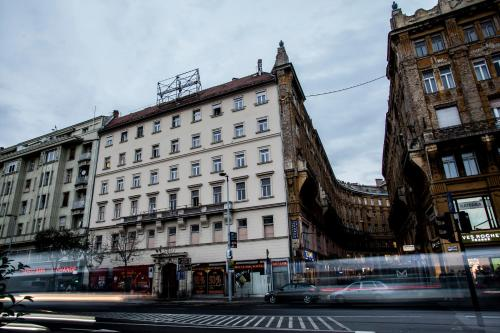 Budapest Eye Luxury Suites, Pension in Budapest
