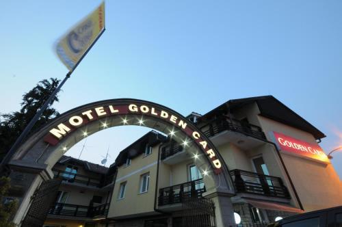 . Golden Card Motel