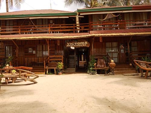 . Victoria Beach House