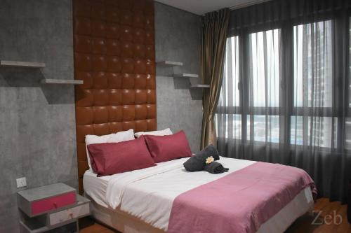 i-City-Casa Liberty - Wifi - Parking - 10k Movies - Sleeps 7 pax, Kuala Lumpur