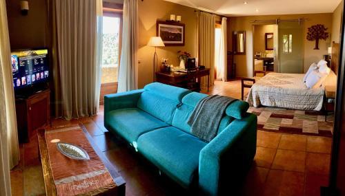 Superior Suite Hotel Restaurante El Ventós 25