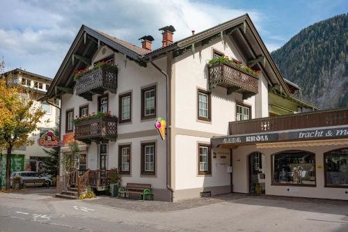Ferienwohnungen Stefan Kröll Mayrhofen