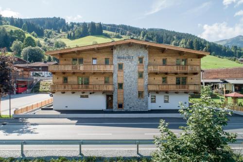 . Wagstätt Residenzen Jochberg by Immo-Alpina