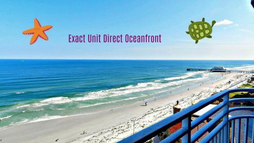 . Ocean Walk 1107 - 1 BR Oceanfront