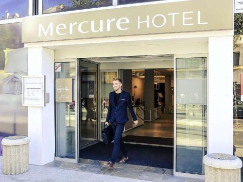 . Mercure Nancy Centre Gare