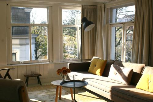 Miauw Suites, canal view city centre hotel Aðalmynd
