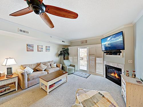 . New Listing! Ocean-View Condo With Pool - Near Beach Condo