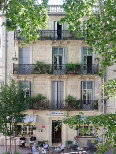 Hotel du Palais - Hôtel - Montpellier