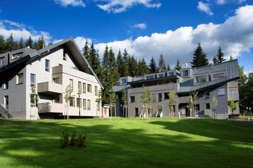 Harrachov Resident Apartments with Terrace Harrachov