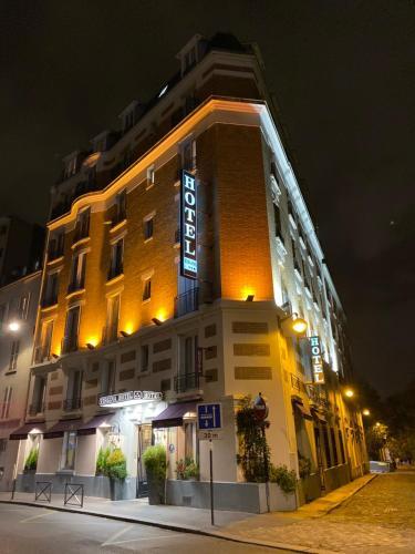 Virgina - Hôtel - Paris