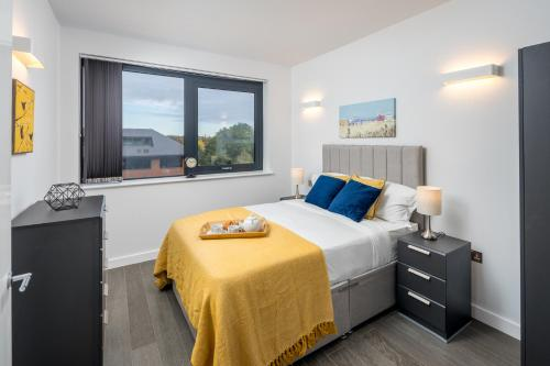 . St Albans City Apartments - Near Luton Airport and Harry Potter World