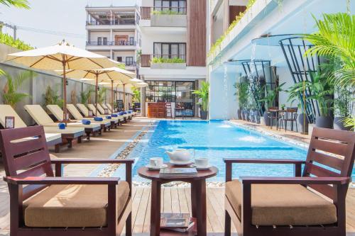. Siem Reap Palace Hotel & Spa