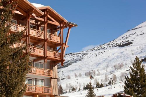 Le Souleil'Or Les Deux Alpes