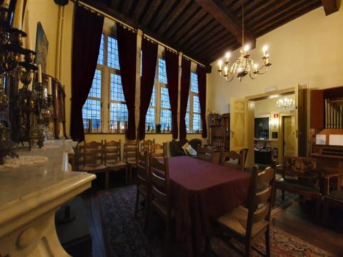 Erasmus , Pension in Gent bei Lovendegem