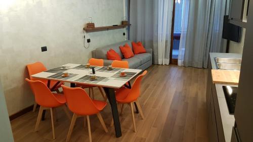 Orange Fox comfortable apartment Cervinia Ski resort & free WiFi - Apartment - Breuil-Cervinia