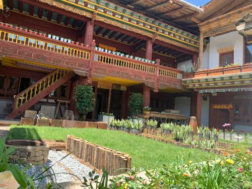 . Shangri-La Xiangye Listen to the rain Hotel