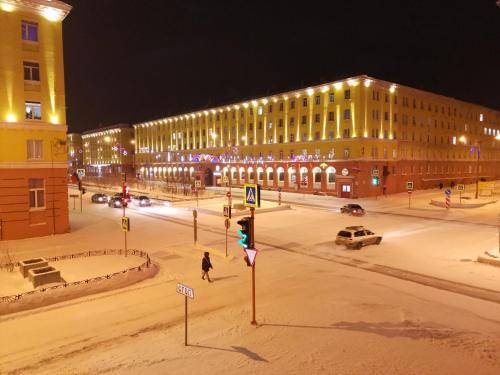 . Центр г Норильска Ленинский 24