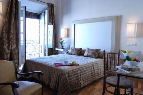Superior Double Room Hotel Rural Casa Grande Almagro 23