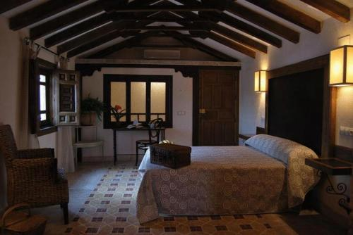 Superior Double Room Hotel Rural Casa Grande Almagro 15