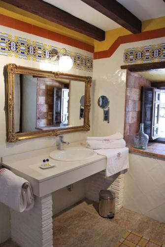 Superior Double Room Hotel Rural Casa Grande Almagro 18